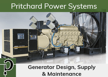 Kohler Generator Design, Supply and Maintenance