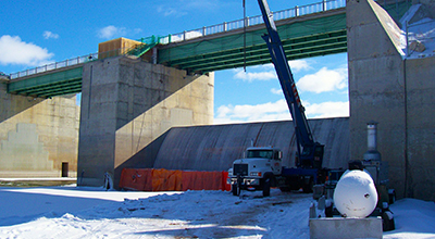 Manitoba Floodway Authority Project
